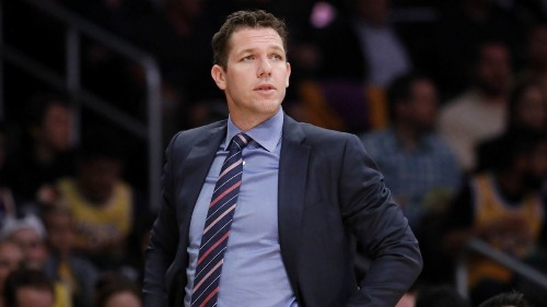 Luke Walton accused of sexual assault by former SportsNet host Kelli Tennant