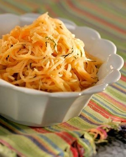 Recipe: Curried cantaloupe slaw