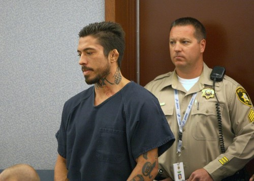 Fighter War Machine attempts suicide in jail, put in medical isolation
