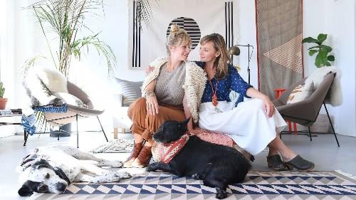 How L.A.'s Block Shop blends textile designs with a social ethos - Los Angeles Times