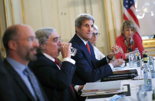 Negotiators make headway on Iran sanctions, past nuclear activity