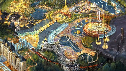 Putin gives blessing to Russian theme park designed by North Hollywood firm