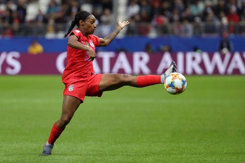 Women's World Cup: Crystal Dunn turned adversity into success for U.S.