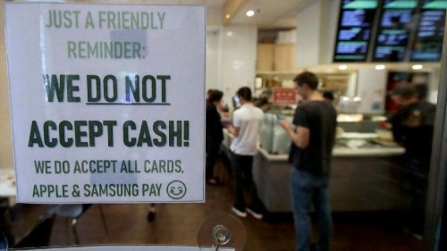 Essential California: Why San Francisco banned cashless stores