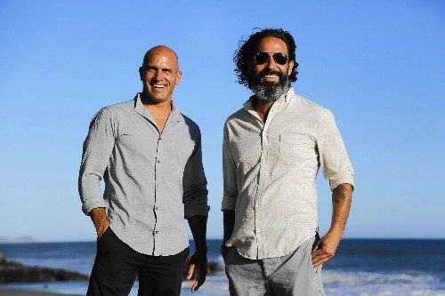 Surfer Kelly Slater launches a sustainable (but not inexpensive) clothing line