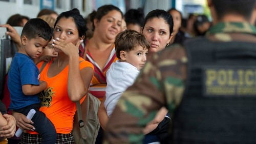 A regional refugee crisis in the Americas deserves a regional solution