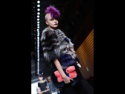 Punk's rebel spirit inspires fall fashion - Los Angeles Times