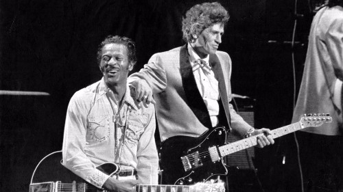 Keith Richards talks Chuck Berry: 'I've learned more and more from him over the years' - Los Angeles Times