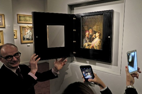 The story behind a Rembrandt painting's journey from a New Jersey basement to the Getty