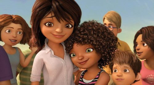 Box office: 'Home' exceeds expectations Friday; 'Get Hard' not soft