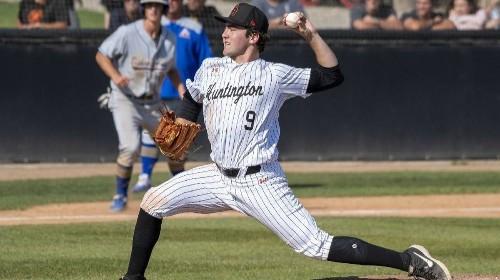 Josh Hahn of Huntington Beach is Gatorade state player of the year in baseball