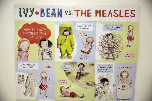 'Measles parties' a bad idea, California public health officials warn