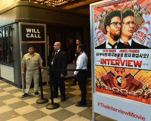 'The Interview:' What should Sony do about the film's release?