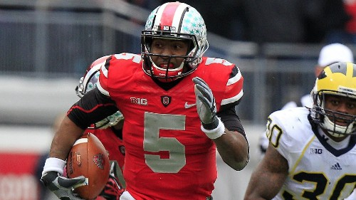 Braxton Miller's injury complicates Ohio State's mission - Los Angeles Times