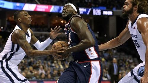 Montrezl Harrell scores 30, Clippers beat Grizzlies 112-106