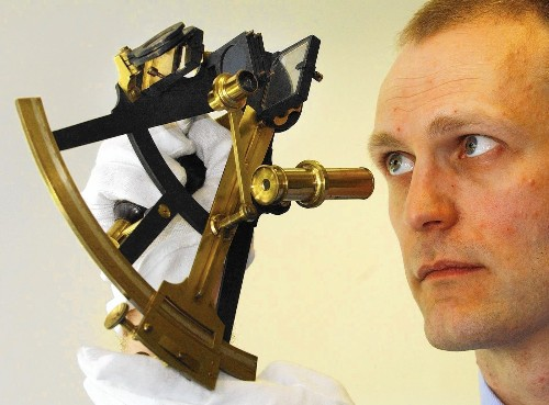 In the era of GPS, Naval Academy revives celestial navigation