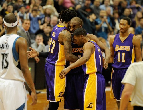 Kobe Bryant passes Michael Jordan on NBA's all-time scoring list - Los Angeles Times