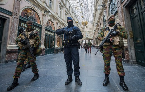 Brussels on highest terror alert as authorities warn of 'serious and imminent' threat