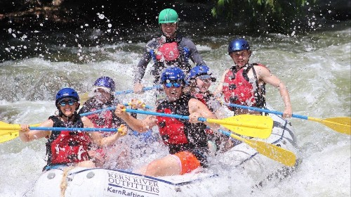 Whitewater rafting season in the West looking 'epic'