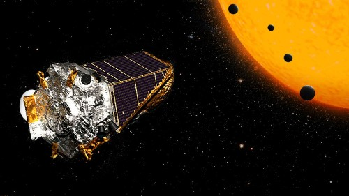 Four rocky planets around one star? Kepler's new finds intrigue scientists