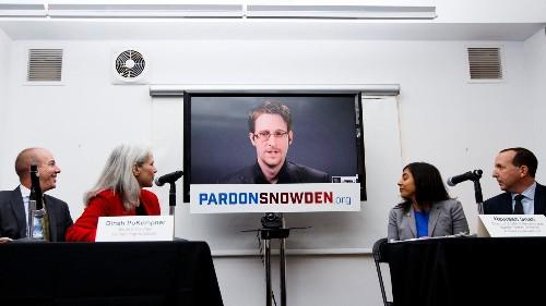 Why President Obama should pardon Edward Snowden