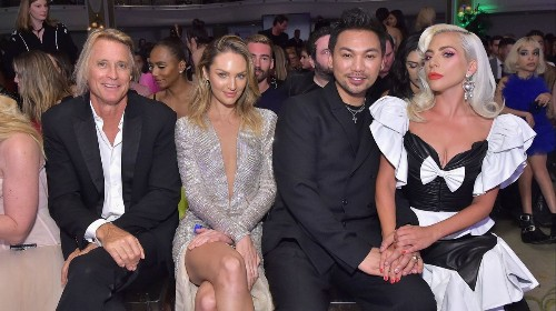 Lady Gaga makes surprise appearance at the Daily Front Row Fashion Los Angeles Awards