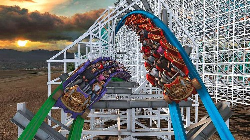 32 best new theme park additions of 2015 - Los Angeles Times