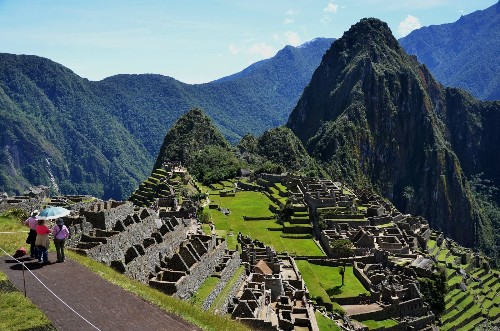 How many of these 25 top landmarks have you visited? Machu Picchu is No. 1 - Los Angeles Times