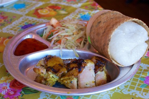 Night + Market Song open for lunch: Thai boxing chicken, 'fast plates'