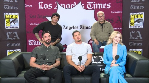 'Mayans MC' team tackles diversity, 'Sons of Anarchy' comparisons