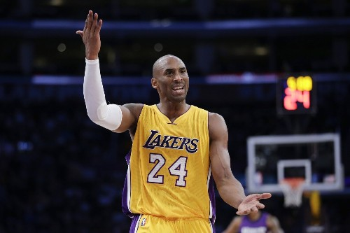 Meanwhile, Kobe Bryant is about to pass Michael Jordan on scoring list