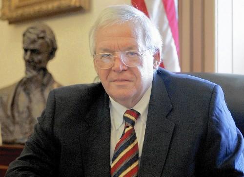 Former House Speaker J. Dennis Hastert's indictment resurrects Mark Foley scandal