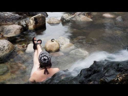 5 spots to soak up the scenery from hot springs in Idaho and Montana