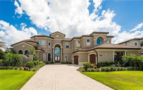 Panthers defensive end Bruce Irvin tackles a home sale in Florida