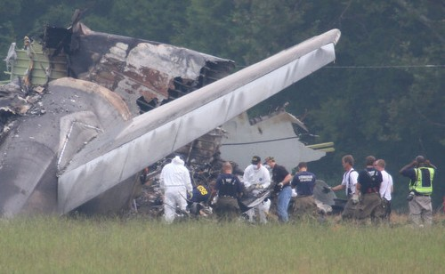 UPS jet was on autopilot until seconds before crash