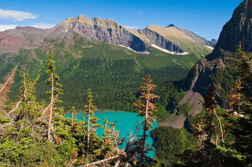 Pedal your way through Glacier National Park on a new bike excursion - Los Angeles Times