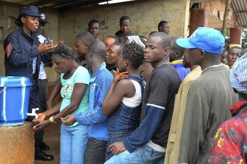 U.S. seeks to speed up production of Ebola drug