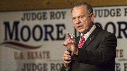 In Alabama Senate race, Republicans fear they may lose even if Roy Moore wins - Los Angeles Times