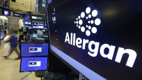 AbbVie makes $63 billion bid for Botox maker Allergan