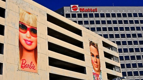 Mattel plunges 18% as outlook disappoints investors
