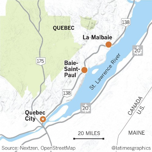 This Quebec train trip is a feast for body and soul
