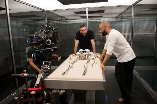 Sci-fi 'Ex Machina' feels modern, futuristic and classical at once