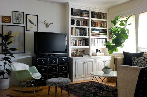 How to make 800 square feet feel twice the size - Los Angeles Times