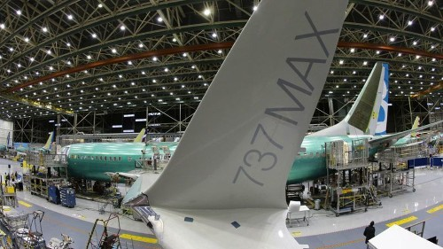 No, the media aren't whipping the public into a frenzy over the 737 Max