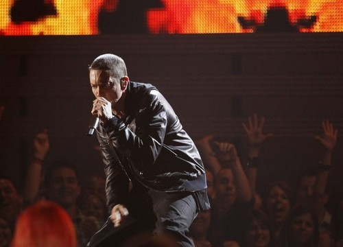 Eminem announces 'The Marshall Mathers LP 2' - Los Angeles Times