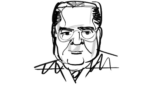 Antonin Scalia and the judgment of history