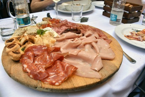 Taking the Kids -- Eating your way through Italy - Los Angeles Times