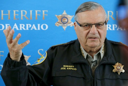 Judge rejects suit by Arizona sheriff challenging Obama on immigration
