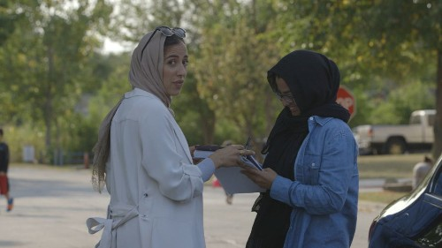 Review: FBI surveillance of Muslims hits home in 'The Feeling of Being Watched'
