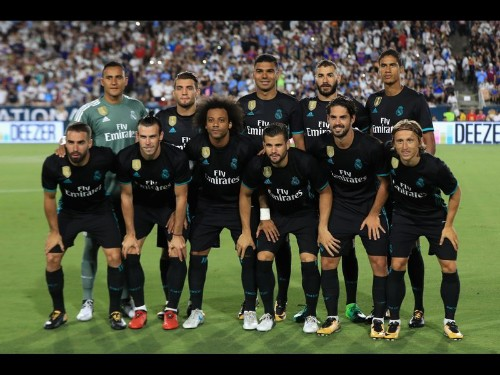 Manchester City routs Real Madrid 4-1 in front of Coliseum soccer record 93,098
